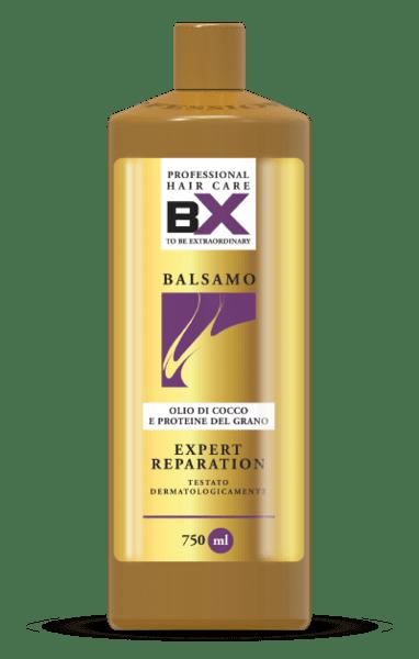 Професионален балсам за увредена коса BX Professional Expert Reparation
