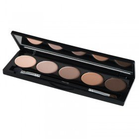 Палитра сенки за очи 5 цвята IsaDora Eye Shadow Palette