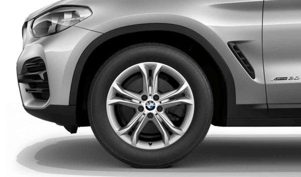 "Комплект зимни колела 18"", BMW G01/G02"