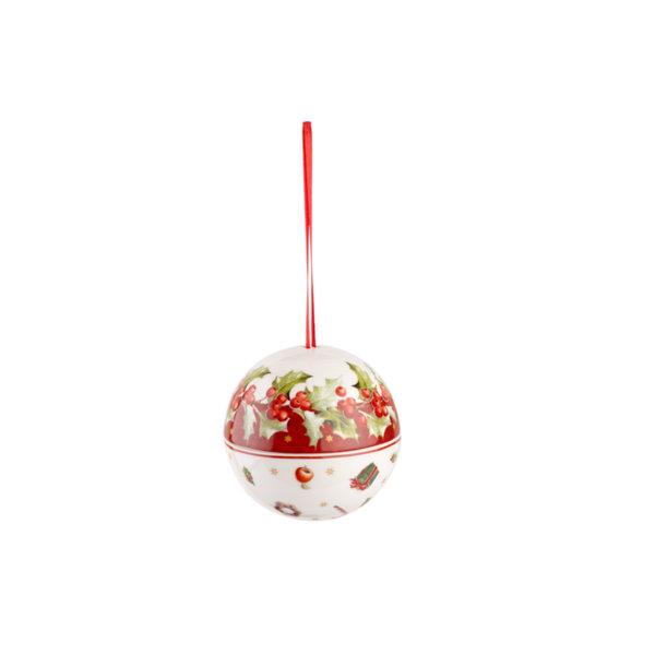 топка за елха Villeroy & Boch, Christmas Balls Ball Ilex