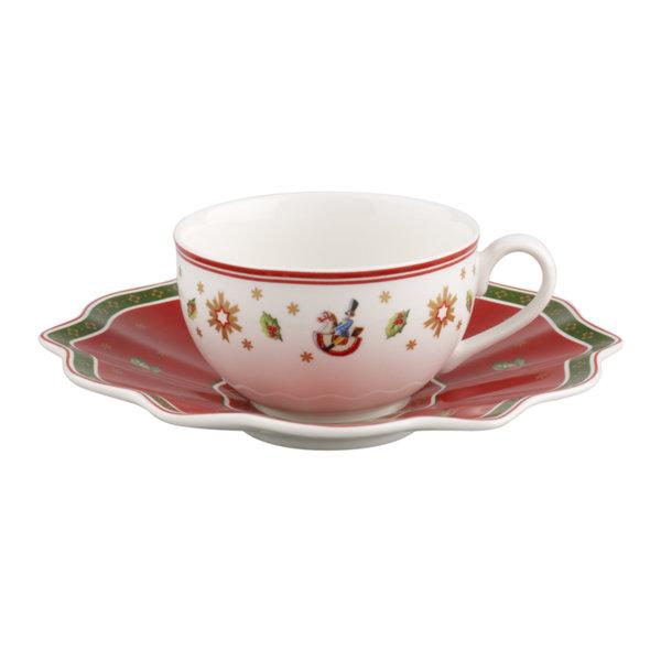 чаша и чинийка за кафе/чай Villeroy & Boch, Toy's Delight