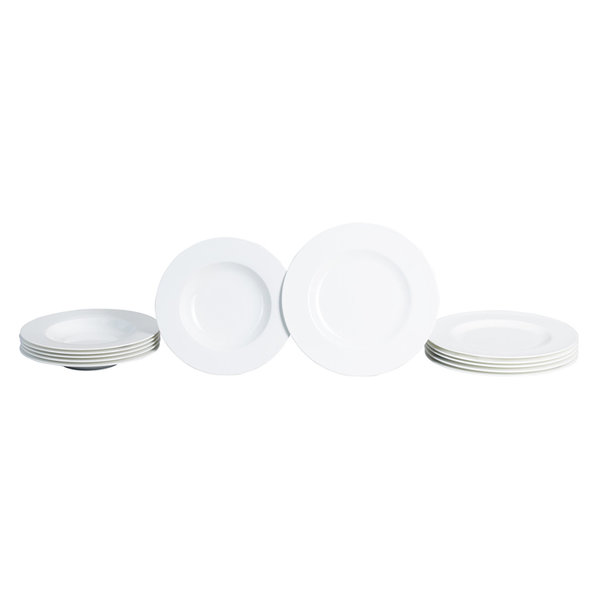 сервиз за хранене Villeroy & Boch, Royal Set of Plates 12