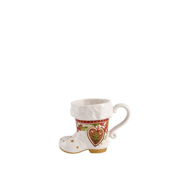коледна чаша Villeroy & Boch, Toy's Fantasy Boot mug
