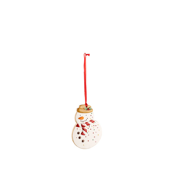 декоративен снежен човек Villeroy & Boch, Winter Bakery Decoration Snowman