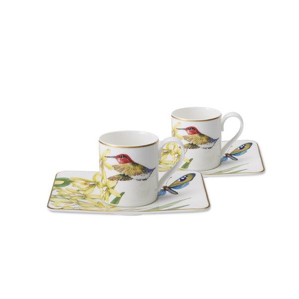 сервиз за кафе Villeroy & Boch,  Amazonia Espresso Set 4
