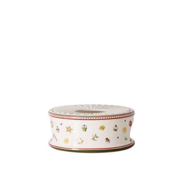 стойка за подгряване на чай Villeroy & Boch, Winter Bakery Delight Heater