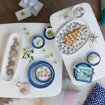 салатна чиния Villeroy & Boch, Casale Blu