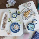 чиния Villeroy & Boch, Casale Blu Bread & butter