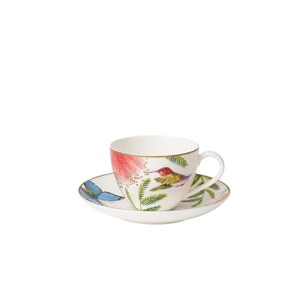 чаша и чинийка за кафе Villeroy & Boch, Amazonia Anmut