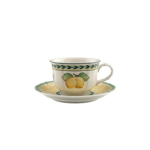 чаша и чинийка за чай Villeroy & Boch, French Garden Fleurence