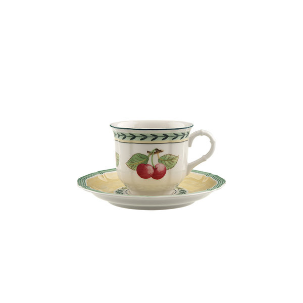 чаша и чинийка за кафе Villeroy & Boch, French Garden Fleurence