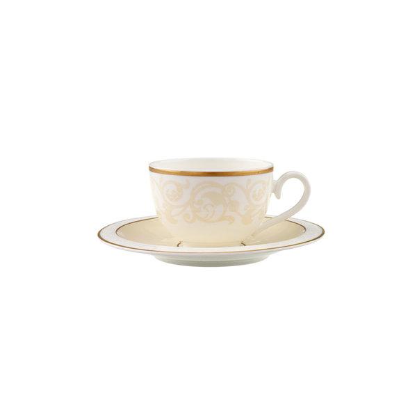 чаша и чинийка Villeroy & Boch, Ivoire Coffee/tea