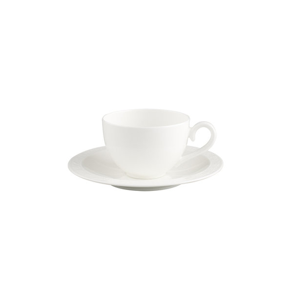 чаша и чинийка за кафе Villeroy & Boch, New Cottage Basic