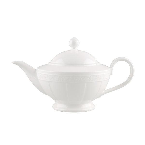 чайник Villeroy & Boch, White Pearl