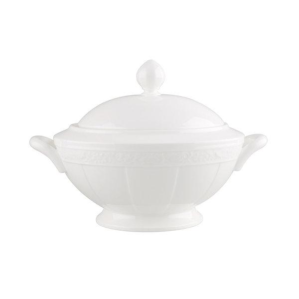 супник Villeroy & Boch, White Pearl Round soup