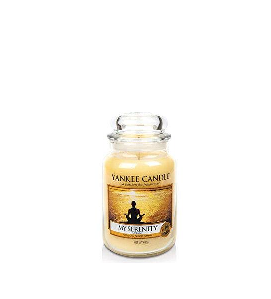 Свещ голям буркан Yankee Candle My Serenity