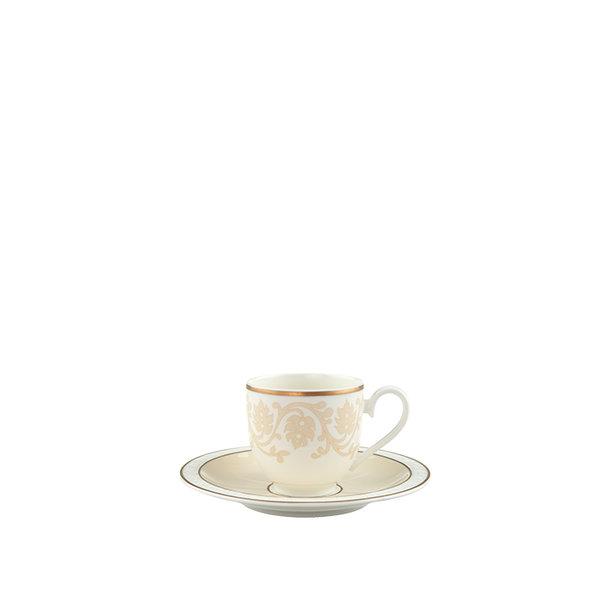 чаша и чинийка за еспресо Villeroy & Boch, Ivoire Espresso cup & saucer