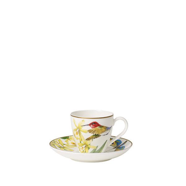 чаша с чинийка за еспресо Villeroy & Boch, Amazonia Anmut Espresso