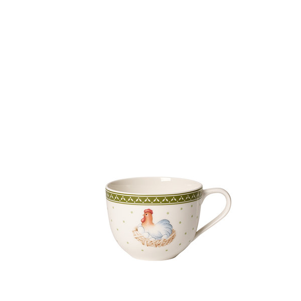 чаша и чинийка за кафе Villeroy & Boch, Farmers Spring Coffee