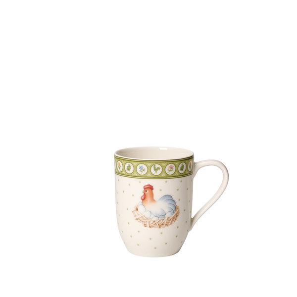 чаша Villeroy & Boch, Farmers Spring Mug Rooster & Hen