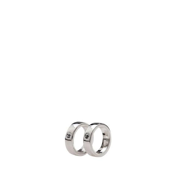 пръстени за салфетки Hermann Bauer Serviettenring Set Diamant 1894