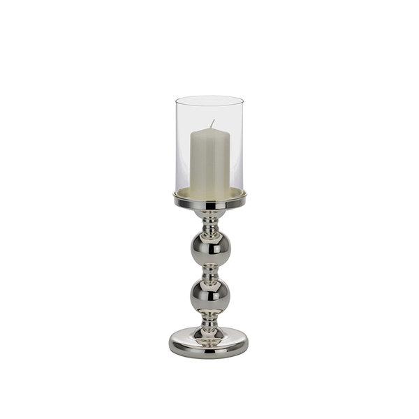 лампа свещник Hermann Bauer Windlicht Kerzenhalter 5201