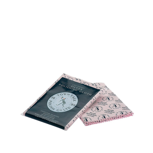 кърпа за почистване на хром/сребро Hermann Bauer Silberputztuch 5023