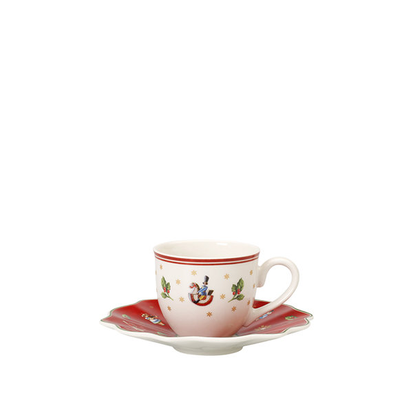 чаша с чинийка Villeroy & Boch, Toy's Delight Espresso