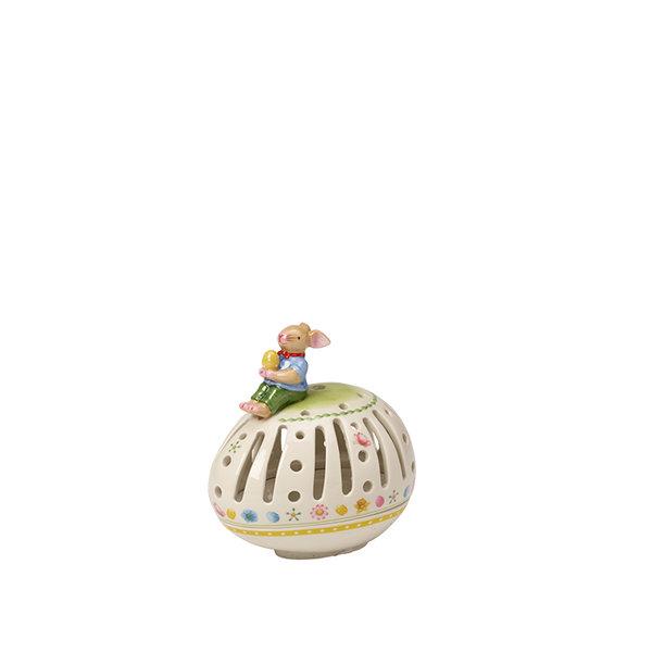 свещник Villeroy & Boch,  Bunny Family Tea light holder Egg horizontal