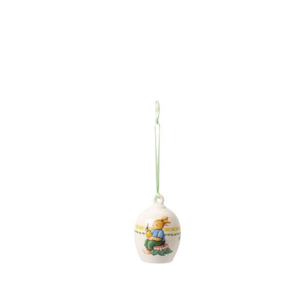 играчка камбанка Villeroy & Boch, Spring Eggs Bell, Bunny boy