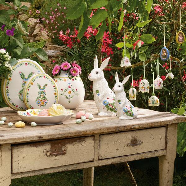 играчка яйце Villeroy & Boch, Spring Eggs Bunny girl