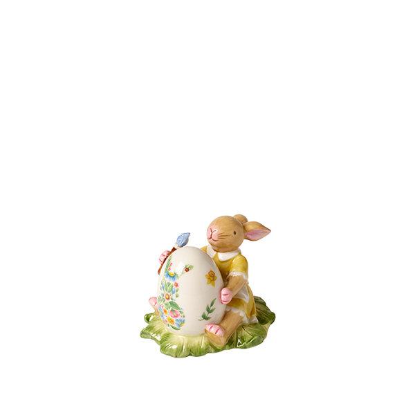 декоративна фигура Villeroy & Boch, Bunny Family painting egg