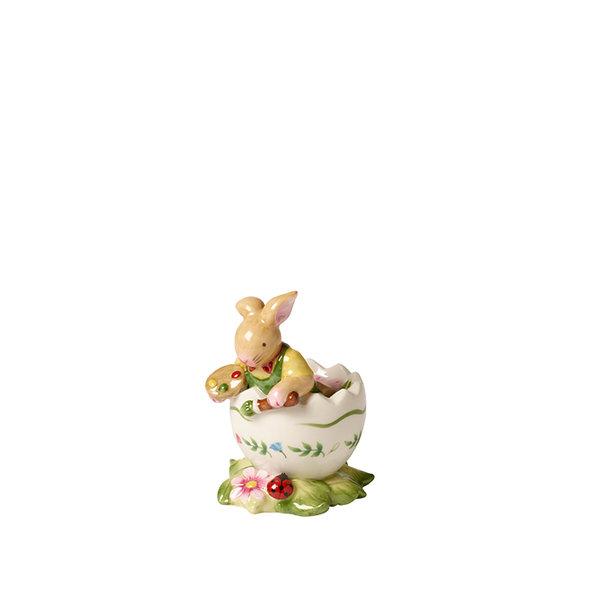 декоративна фигура Villeroy & Boch, Bunny Family in egg
