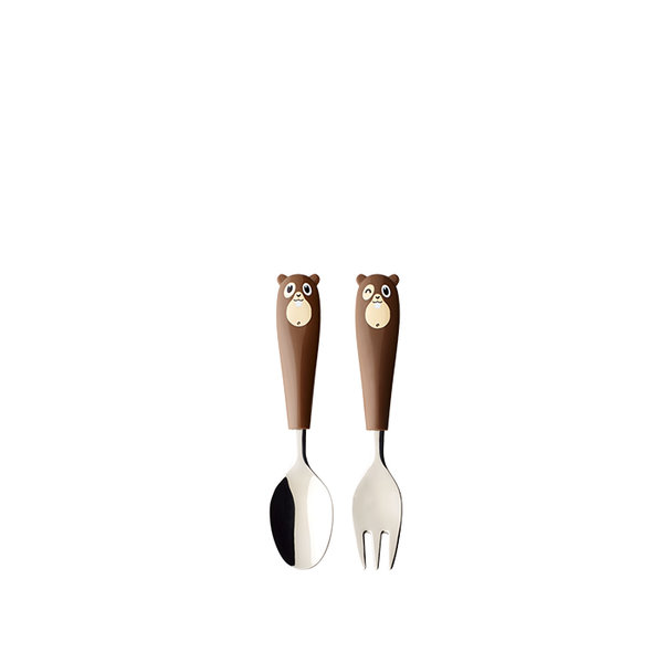 детски комплект за хранене Villeroy & Boch, Chewy around the world Children cutlery set