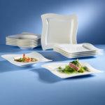 сервиз за хранене Villeroy & Boch, New Wave Dinner set