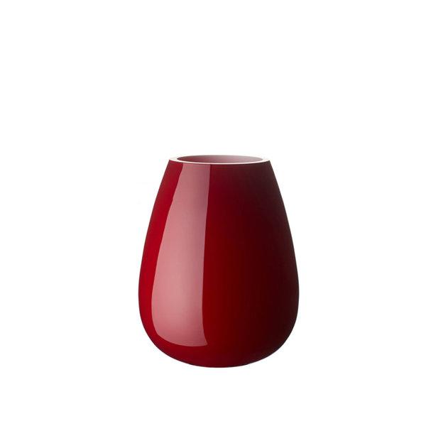 ваза Villeroy & Boch, Drop large deep cherry