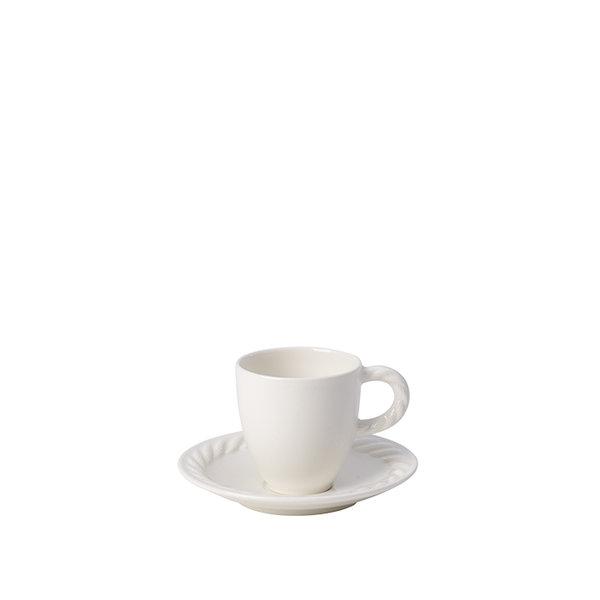 чаша и чинийка за еспресо Villeroy & Boch, Montauk Espresso