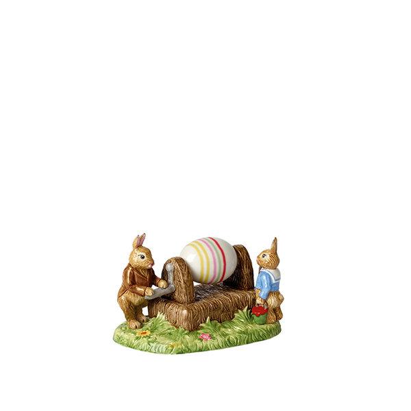 декоративна фигура Villeroy & Boch, Bunny Tales Painting eggs