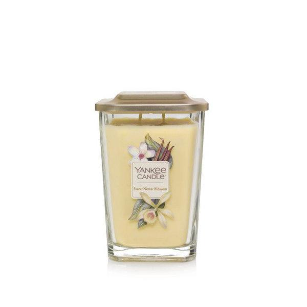 ароматна свещ голям буркан Yankee Candle Elevation Sweet Nectar Bloss
