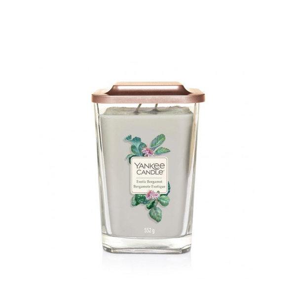 ароматна свещ голям буркан Yankee Candle Elevation Exotic Bergamot