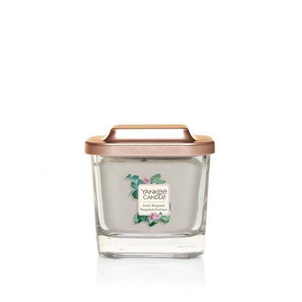 ароматна свещ среден буркан Yankee Candle Elevation Exotic Bergamot