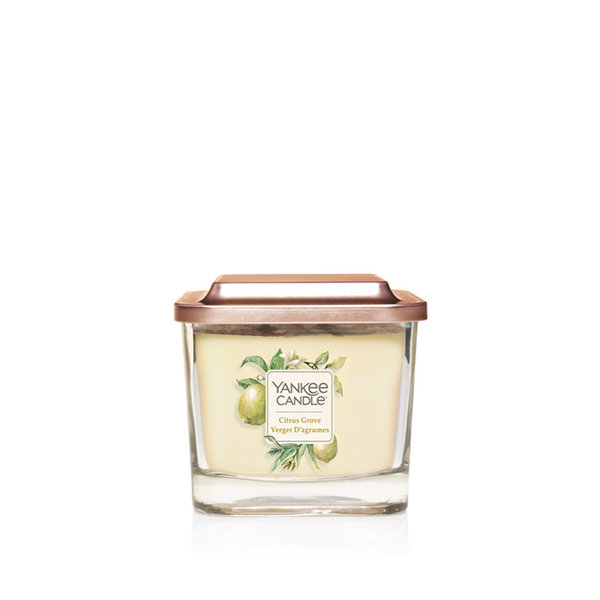 ароматна свещ малък буркан Yankee Candle Elevation Citrus Grove