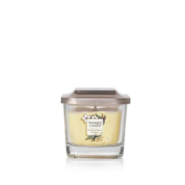 ароматна свещ малък буркан Yankee Candle Elevation Sweet Nectar Bloss