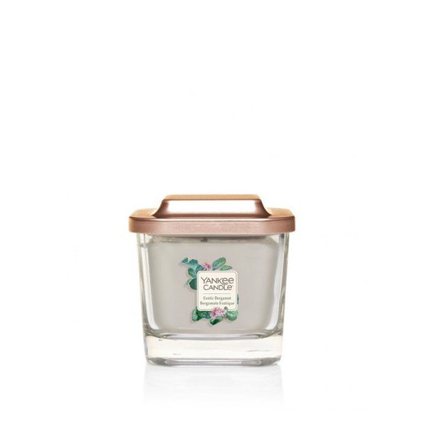 ароматна свещ малък буркан Yankee Candle Elevation Exotic Bergamot