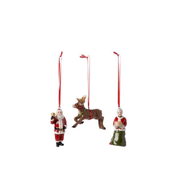 играчки за елха Villeroy & Boch, Nostalgic Ornaments North Pole Set