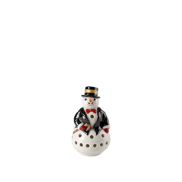 свещник Villeroy & Boch, Christmas Light Lantern Snowman