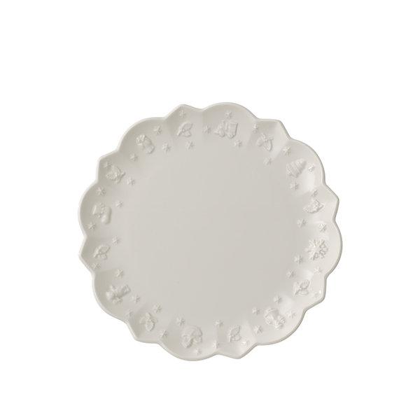 бяла салатна чиния Villeroy & Boch, Toy's Delight Royal Classic Salad plate
