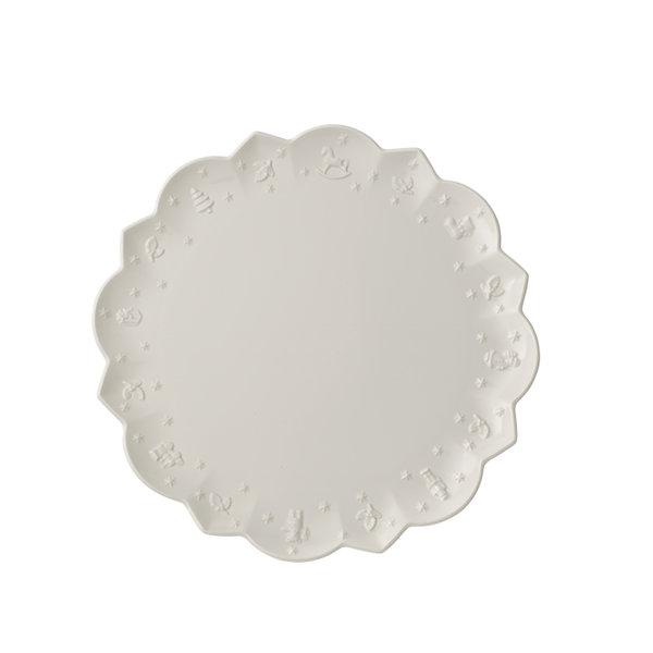 бяла подложна чиния Villeroy & Boch, Toy's Delight Royal Classic Buffet