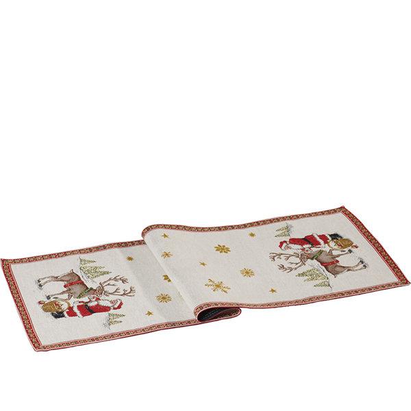 тишлайфер Villeroy & Boch, Christmas Toys Runner reindeer L