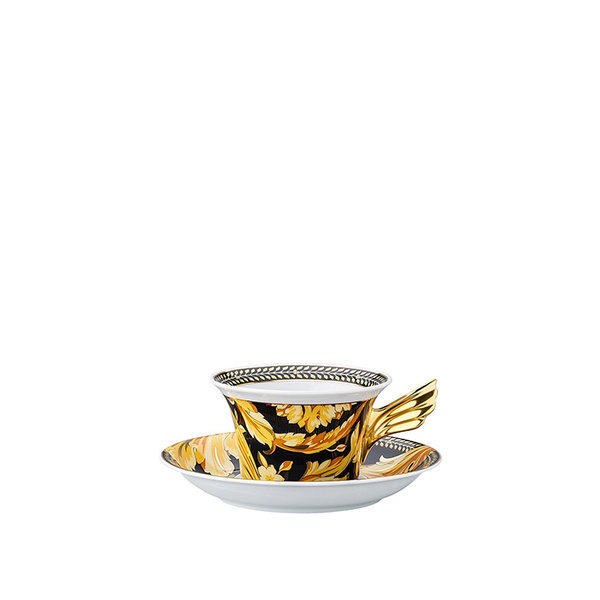 чаша и чинийка за чай Versace Vanity Tea cup & saucer 25 years